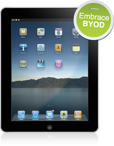 BYOD iPad for iOS Certificates Banner