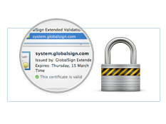 Enterprise SSL Certificates from GlobalSign